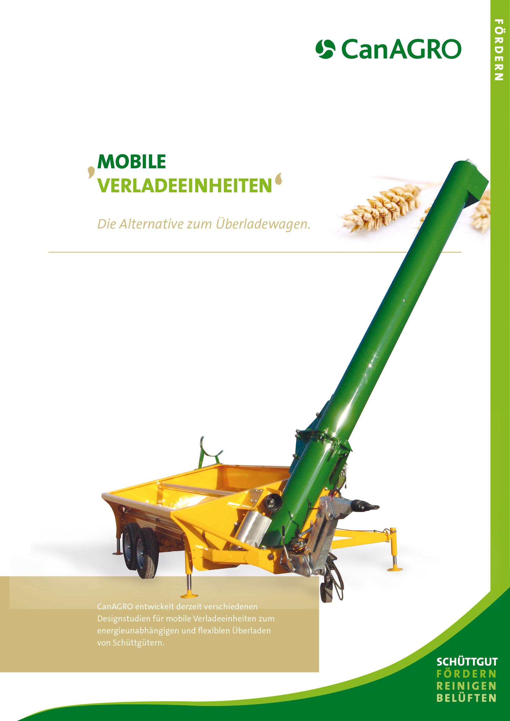 CanAGRO - PDF: Mobile Verladeeinheit - deutsch
