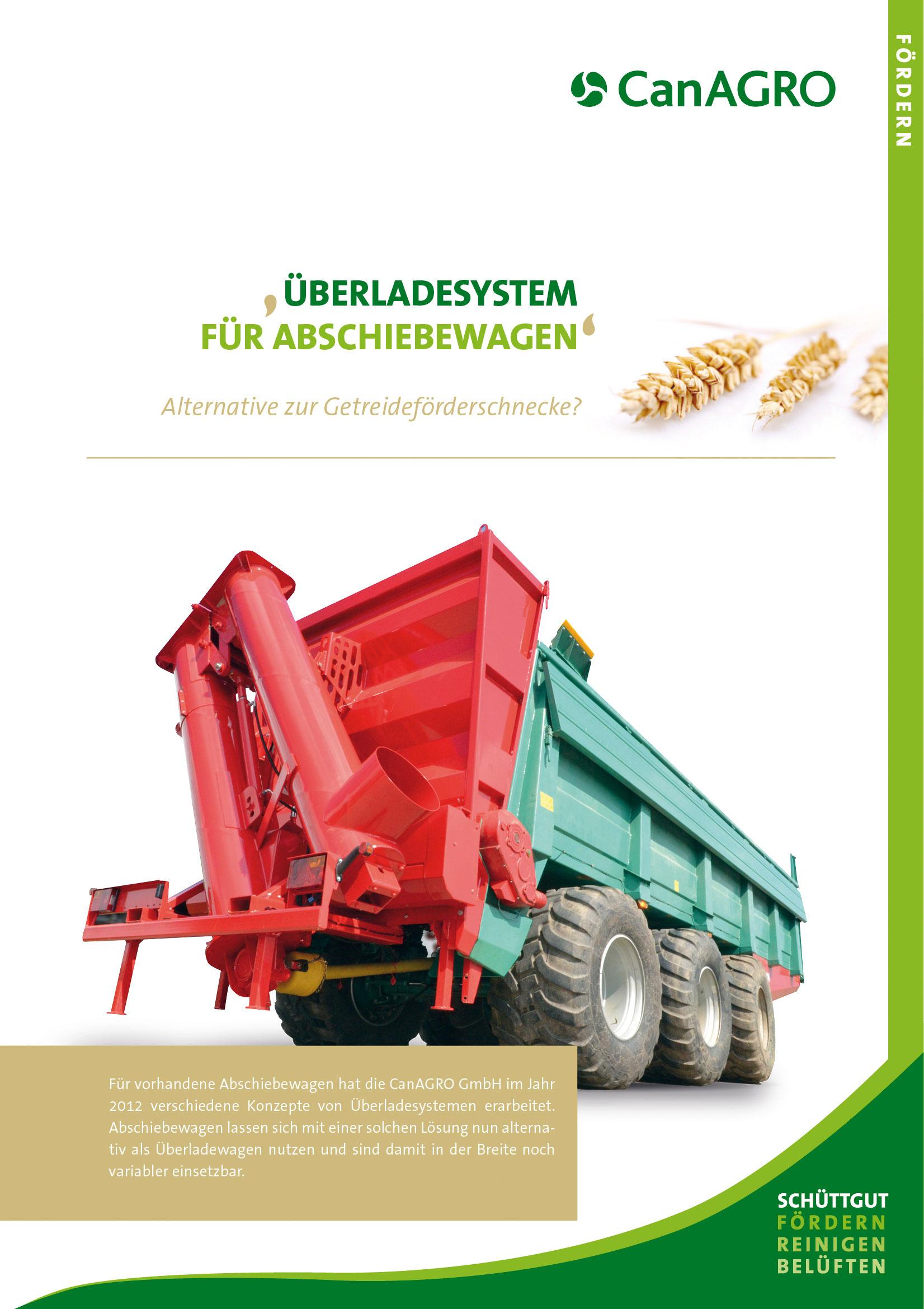 CanAGRO - PDF: Überladesystem - deutsch