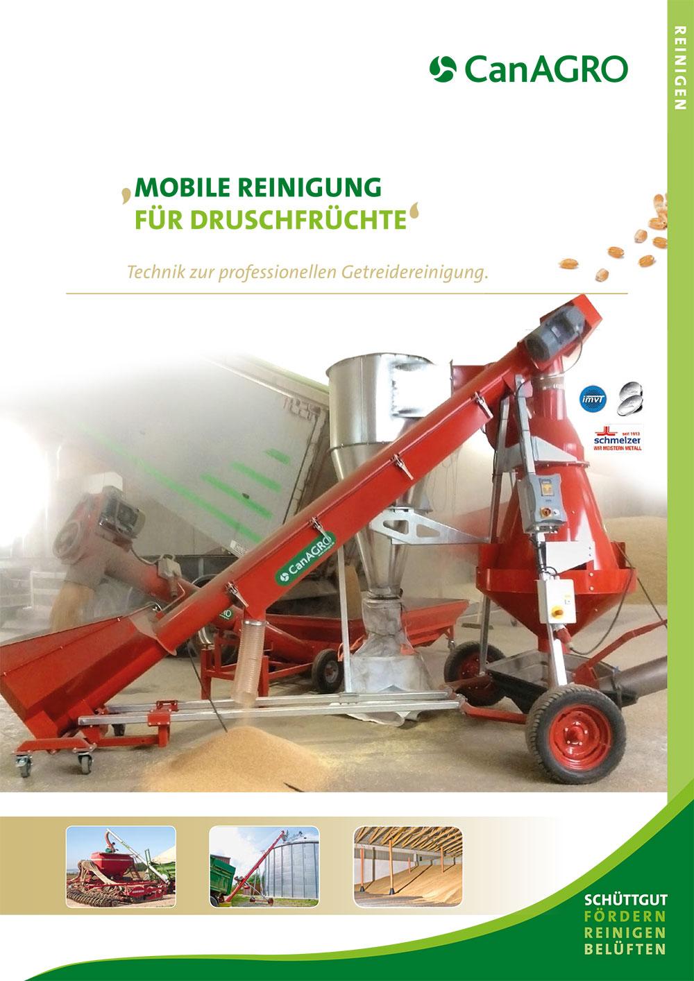 CanAGRO - PDF: Reinigung