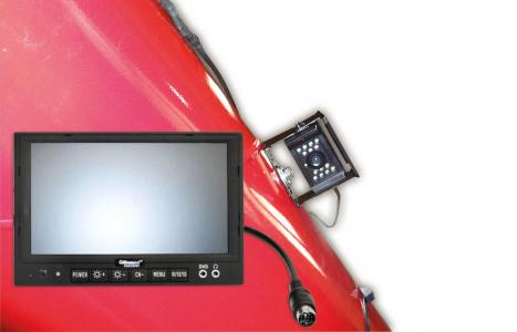 Kamerasystem mit Monitor